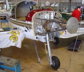 Ateliers d'Apex Aircraft à Darois