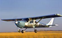 Premier envol du C162 Skycatcher de Cessna