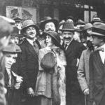 Retour triomphal à Paris le 26 septembre 1913