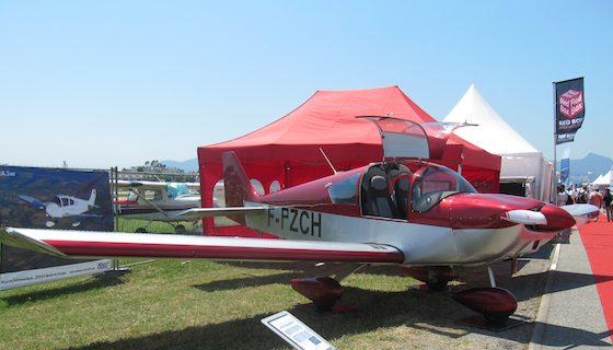 Le tour de France du Zenair CH-640