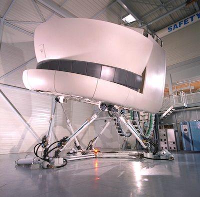 Le futur centre de formation de Comair et d'ATR sera doté un simulateur full flight (FFS) de type ATR42/72