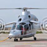 Eurocopter crèe l'événement en dévoilant son démonstrateur X3
