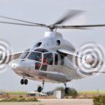L'Eurocopter X3 a effectué son premier vol le 6 septembre 2010