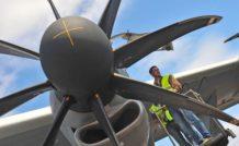 Dans les ateliers, les bureaux d'études et les cockpits, la passion des personnels Airbus est toujours présente.