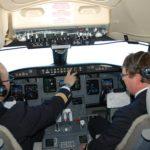 Le vol a été effectué à 37.000 ft à la vitesse de 430 kt.