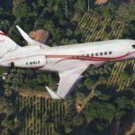 Le Falcon 2000LX a été certifié en 2010