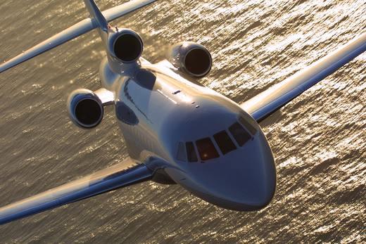 Dassault retire de son catalogue les Falcon 900DX (ci-dessus) et 2000DX