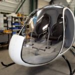 Le HAD-1T présente une cabine spacieuse.