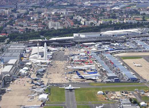 Paris le bourget investit pour rester n 1 aerobuzz for Bourget paris