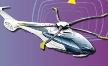 Le projet X4, successeur du Dauphin d'Eurocopter à l'horizon 2016