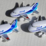 La flotte Boeing d'ANA