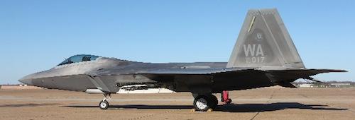 air force raptor