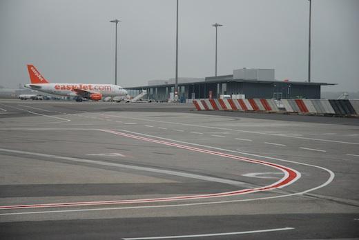 Le satellite du nouveau Terminal 3 low cost de Lyon-Saint Exupéry permet de traiter dix avions