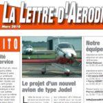 Dans sa lettre d'information de mars 2010, Aerodif annonce le lancement du DR2, son nouveau DR400 intégrant des composites dans sa cellule et son aile.