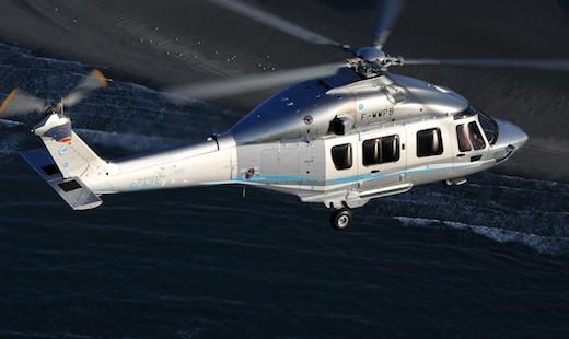 L'EC175 offre un niveau de confort exceptionnel grâce à son rotor Spheriflex et un très faible niveau de vibrations,...</p></noscript>    <div class=