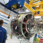1.307 CFM56 ont été fabriqués en 2011 sur le site de Melun Villaroche par Snecma (groupe Safran)