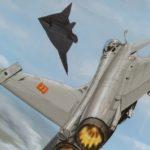Un dog fight cauchemardesque pour le pilote de Rafale