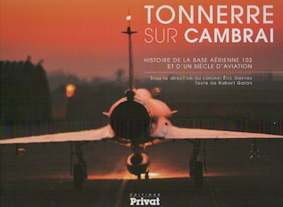 Tonnerre sur Cambrai