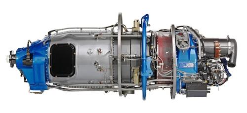 Turbine H90 de GE Aviation