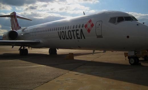 La low cost Volotea exploite trois Boeing 717 pour démarrer