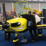 Le Viper SD-4 de Tomark à Aero