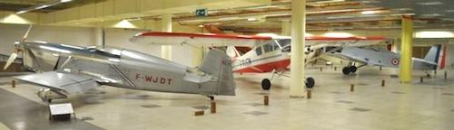Le grenier de l'aviation de Saint-Herblain