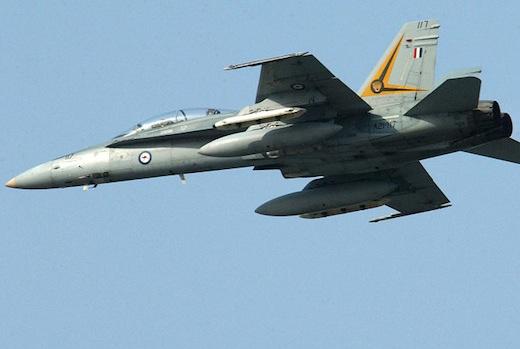 L'Australie a décidé de passer 12 de ses F/A-18 Super Hornet au standard Growler