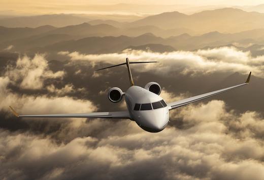 Bombardier Global 8000. 14.600 km à Mach 0,85. Entrée en service...</p></noscript>    <div class=