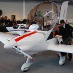 Le salon Aero de Friedrichshafen 2012 a été la première sortie publique de Dyn'Aéro, un mois après sa reprise par le groupe AK