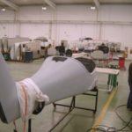 Les cellules et les fuselages sont produits au Portugal