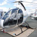 Heli Air Design sera présent au salon du Bourget 2013 avec son hélicoptère biplace Helineo équipé du moteur rotatif Mistral