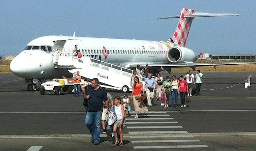 Sur ses 6 premiers mois d'exploitation, Volotea a transporté 500.000 passagers