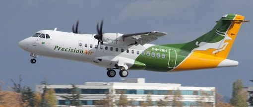 Precision Air Service est le premier opérateur mondial du nouveau modèle ATR 42-600