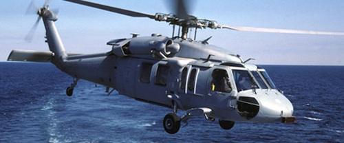 MH-60S Seahawk de Sikorsky