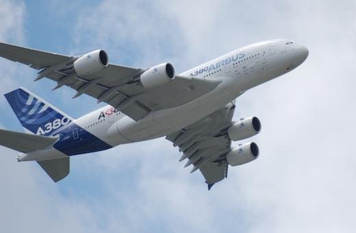 Claude lelaie raconte de l int rieur les essais en vol de for Avion airbus a380 interieur