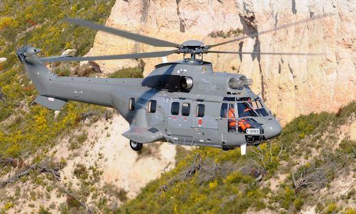 Le Super Puma AS332 C1e reprend le fuselage du « C1 », disparu du catalogue il y a plusieurs années.