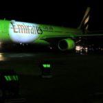 Inauguration de la ligne Dubaï-Lyon opérée par Emirates