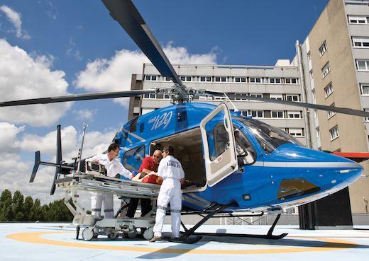 Le Bell 429 est certifié à la masse maximale au décollage de 3175 kg, qui est aussi la limite supérieure de sa catégorie.