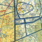 La carte OACI au 1/500 000 couvre désormais l'espace aérien allant de la surface au niveau de vol 115.