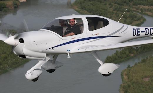 Le moteur AE 300 est aujourd'hui proposé en exclusivité sur la gamme Diamond Aircraft (DA 40NG et DA 42NG)