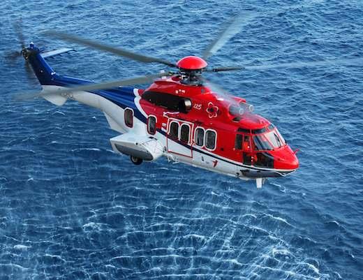 Pour Eurocopter, 2012 a été marquée par les problèmes du Super Puma EC225/AS332