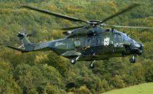 Les militaires allemands vont devoir se contenter de 82 hélicoptères de transport tactique NH90TTH au lieu de 122…