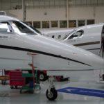 Des Phenom 300 au Bourget, chez Embraer