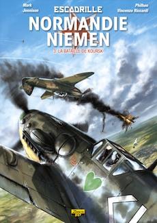 Escadrille Normandie Niemen. T3 La Bataille de Koursk.