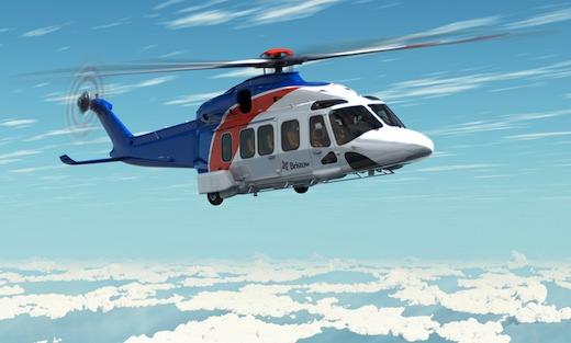 Bristow va acheter 11 AW189 à AgustaWestland...