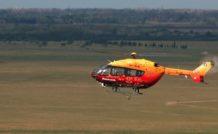 Un vol de démonstration était organisé aujourd'hui à Istres.