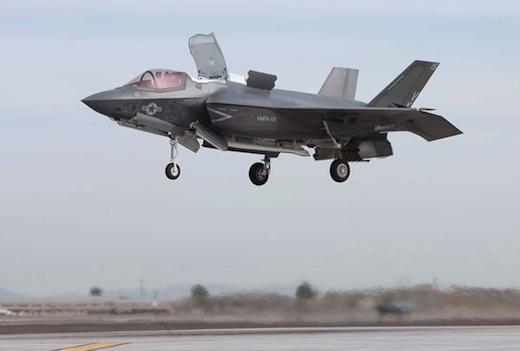 Problèmes multiples pour le F-35 JSF de Lockheed Martin