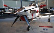 2. L'hélice 5 pales MT Propeller donne un air plus agressif au TBM850