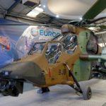 2. La France a commandé 40 exemplaires de l'hélicoptère de combat Tigre en configuration HAD