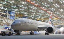 2. Boeing met en oeuvre trois lignes d'assemblage dont une temporaire